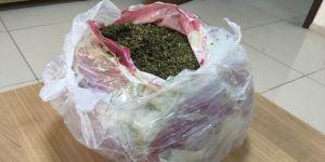 Polis uyuşturucuya geçit vermedi