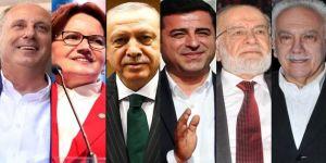 24 Haziran Seçimlerine 10 Gün Kala Şok Etkisi Yaratacak Anket
