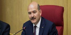 Süleyman Soylu: PKK'nın çok önemli bir cephaneliği ele geçirildi
