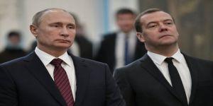 Putin ve Medvedev'den Ramazan Bayramı kutlaması