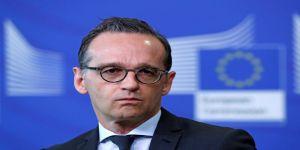 Almanya Dışişleri Bakanı Maas'tan bayram mesajı