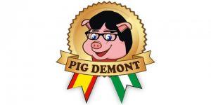 """""""Pig Demont"""" sucuk markasına savaş"""