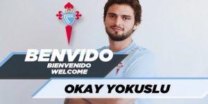 Okay Yokuşlu, resmen Celta Vigo'da