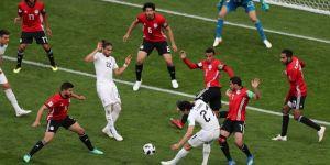 Uruguay, Mısır'ı 1-0 mağlup etti