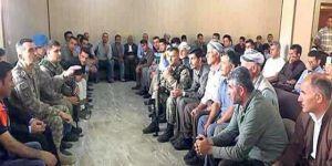 TSK Kandil'deki köylerde operasyonu anlatıyor