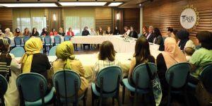 Başkan Karaosmanoğlu: ''Bizim siyasetimiz birlik, dirlik ve hizmettir''