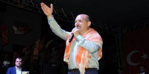 Soylu: Kandil'e Türk bayrağını dikeceğiz