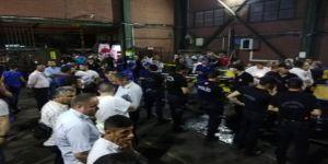 Madendeki göçükte kurtarma çalışmaları sürüyor