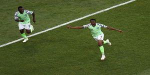 Nijerya avantajı kaptı!
