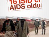 IŞİD'de HIV salgını