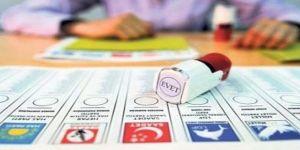 Kocaeli'de Tüm İlçelerde Başkan Adaylarının Aldıkları Oy Oranları