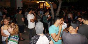 CHP'liler, YSK'yı protesto etti