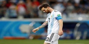 Messi'den olay Milli Takım kararı