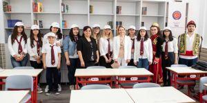 TİKA'dan Romanya'da 23 Türkçe sınıf