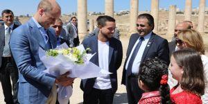 Veliaht Prens William, Ürdün'de