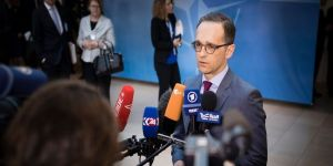 Almanya Dışişleri Bakanı Maas'tan seçim yorumu