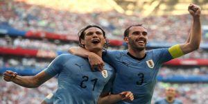 Uruguay, namağlup lider