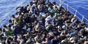 657 göçmen kurtarıldı
