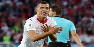 FIFA'dan Sırbistan ve İsviçre'ye ceza!
