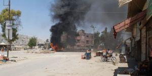 Afrin'de patlama: 6 ölü