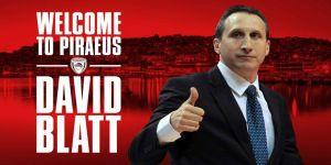 David Blatt, Olympiakos'ta