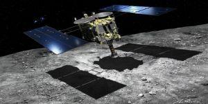 Hayabusa 2 uzay aracı kozmik 'elmasa' ulaştı