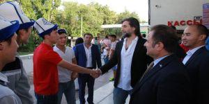 Türk filmleri ata topraklarında