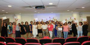İş kurmak isteyen kadınlara girişimcilik eğitimi