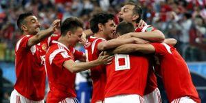 Dünya Kupası'nda 4 ülke sıralamaları alt üst etti!