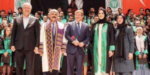 Ahmet Davutoğlu Kocaeli'ye geldi