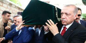 Cumhurbaşkanı Erdoğan cenazede duyurdu! '2019 yılına onun adını vereceğiz'