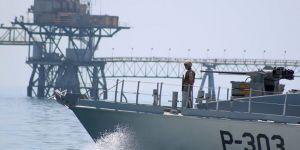 Kimyasal yüklü ABD gemisi Basra Körfezi'ne giriş yaptı