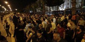 Seçim gecesinde çıkan olaylara tutuklama