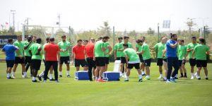 Atiker Konyaspor, Bolu'ya gitti