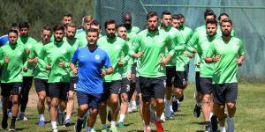 Atiker Konyaspor'un Bolu kampı başladı