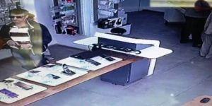 Tablet hırsızı tutuklandı