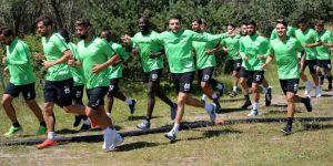 Atiker Konyaspor, hazırlıklarını sürdürüyor