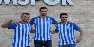 B.B Erzurumspor'dan transfer şov