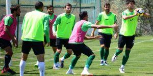Atiker Konyaspor yeni sezon hazırlıklarını sürdürüyor
