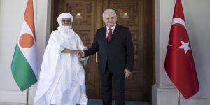 Yıldırım, Nijer Başbakanı ile görüştü