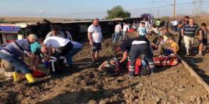CHP'den tren kazasına araştırma önerisi