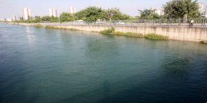 Serinlemek için sulama kanalına giren bir kişi kayboldu