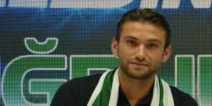 Ertuğrul Taşkıran, Konyaspor'la sözleşme imzaladı