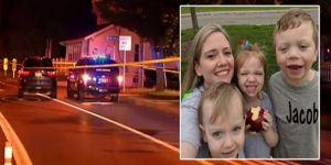 5 kişi silahla vurulmuş halde ölü bulundu