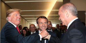 Erdoğan, Macron ve Çipras ile görüşecek