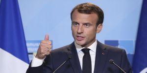 Macron'dan şartlı evet!