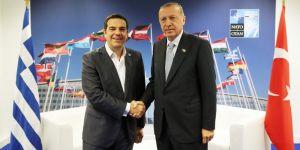 Çipras: Erdoğan ile kolay bir görüşme değildi