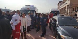 25-30 kişi mahsur kaldı: Sahil Güvenlik harekete geçti