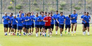 Antalyaspor, Erzurum kampını tamamladı