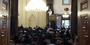 Diyanet İşleri Başkanı Erbaş'dan 15 Temmuz hutbesi